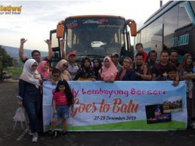 FAMILY LEMBAYUNG BERSERI GOES TO BATU MALANG